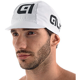 Alé Cycling Cap, white-black